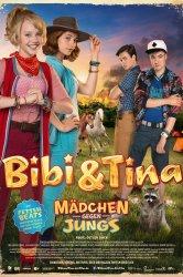Смотреть Биби и Тина: Девчонки против мальчишек онлайн в HD качестве 720p
