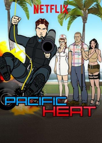 Смотреть Тихоокеанская жара онлайн в HD качестве 720p
