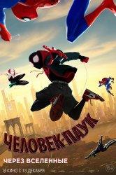 Смотреть Человек-паук: Через вселенные онлайн в HD качестве 720p