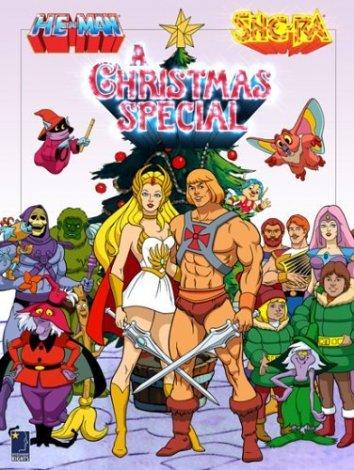 Смотреть Хи-Мен и Ши-Ра: Рождественский выпуск онлайн в HD качестве 720p