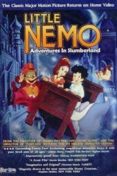 Смотреть Маленький Немо: Приключения в стране снов онлайн в HD качестве 720p