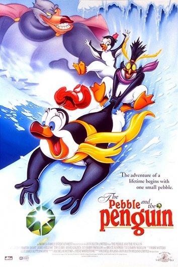 Смотреть Хрусталик и пингвин онлайн в HD качестве 720p