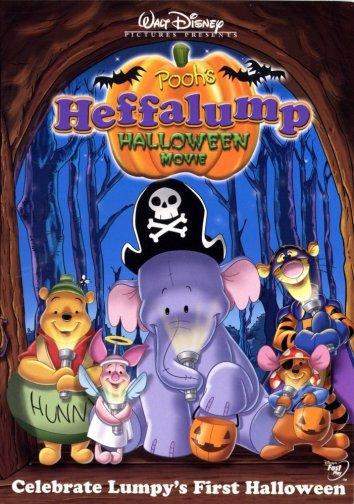 Смотреть Винни Пух и Слонотоп: Хэллоуин онлайн в HD качестве 720p