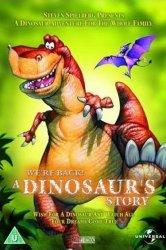 Смотреть Мы вернулись! История динозавра онлайн в HD качестве 720p