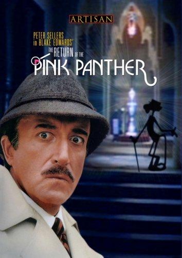Смотреть Возвращение Розовой пантеры онлайн в HD качестве 720p