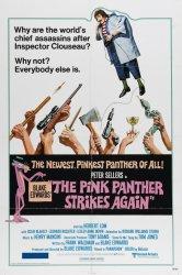 Смотреть Розовая пантера наносит ответный удар онлайн в HD качестве