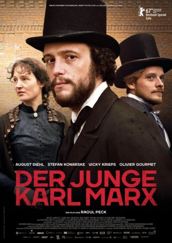 Смотреть Молодой Карл Маркс онлайн в HD качестве 720p