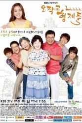 Смотреть Братья Оджаккё онлайн в HD качестве 720p
