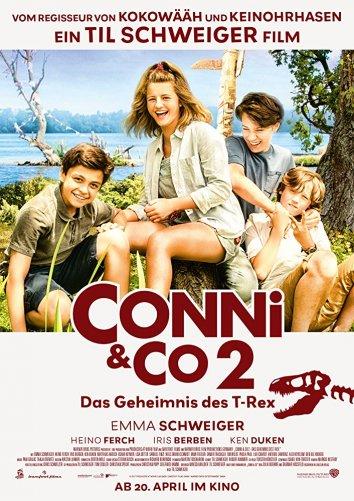 Смотреть Конни и компания: Тайна Ти-Рекса онлайн в HD качестве 720p