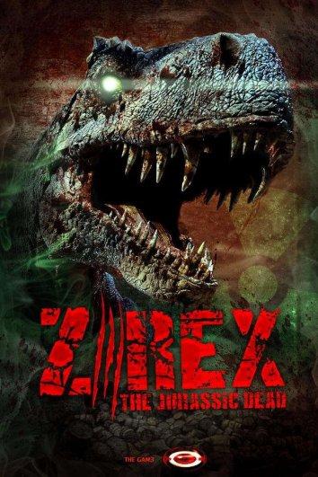 Смотреть Зи-Рэкс: Зомби Юрского периода онлайн в HD качестве 720p