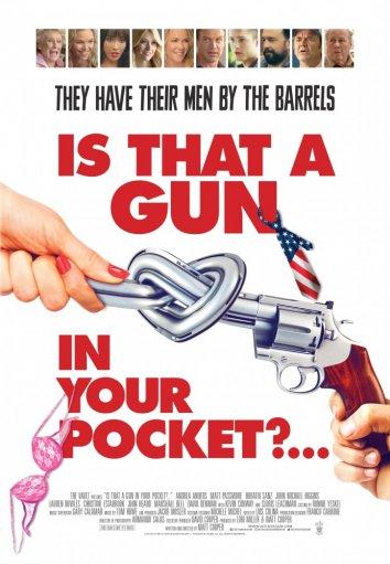 Смотреть Это пистолет у тебя в кармане? онлайн в HD качестве 720p