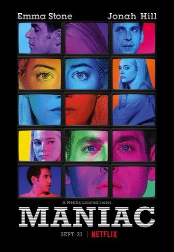 Смотреть Маньяк онлайн в HD качестве 720p