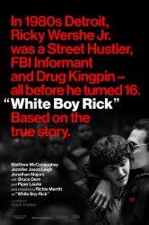 Смотреть Белый парень Рик онлайн в HD качестве