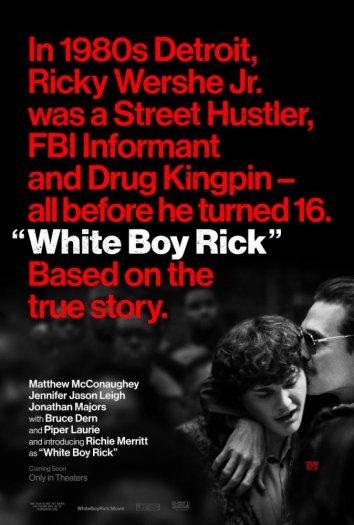Смотреть Белый парень Рик онлайн в HD качестве 720p