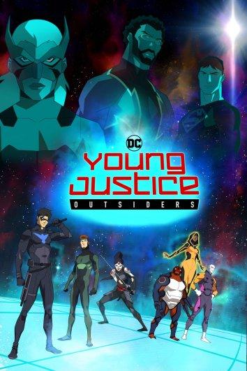 Смотреть Юная Лига Справедливости онлайн в HD качестве 720p