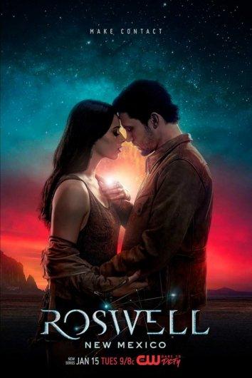 Смотреть Розуэлл, Нью-Мексико онлайн в HD качестве 720p