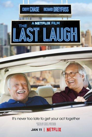 Смотреть Смеяться последним онлайн в HD качестве 720p