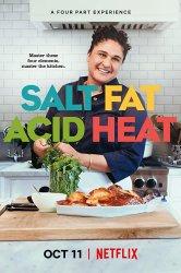 Смотреть Соль, жир, кислота, жар онлайн в HD качестве