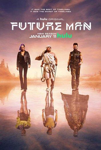 Смотреть Человек будущего / Уборщик во времени онлайн в HD качестве 720p
