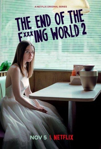 Смотреть Конец е****го мира онлайн в HD качестве 720p