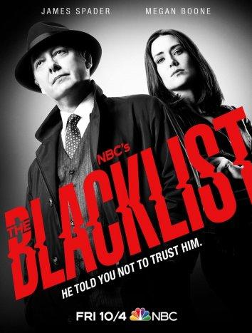 Смотреть Чёрный список онлайн в HD качестве 720p