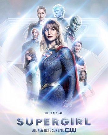 Смотреть Супергёрл / Супердевушка онлайн в HD качестве 720p