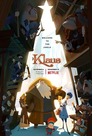 Смотреть Клаус онлайн в HD качестве 720p