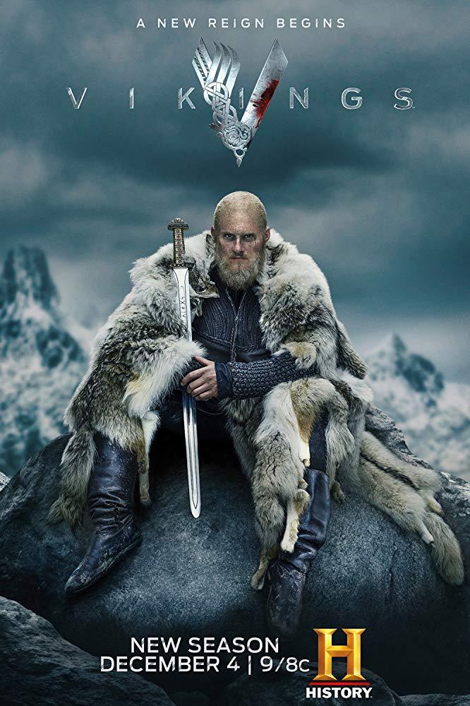 Смотреть сериал Викинги 6 сезон 6 серия онлайн бесплатно в ...