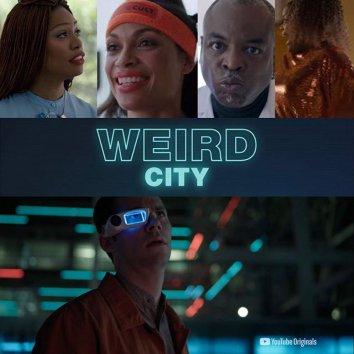 Странный город