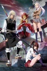 Смотреть Школьные войны: Фееричная эпоха [OVA-2] онлайн в HD качестве 720p