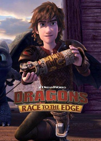 Смотреть Драконы: Гонка на грани / Драконы: Гонки по краю онлайн в HD качестве 720p