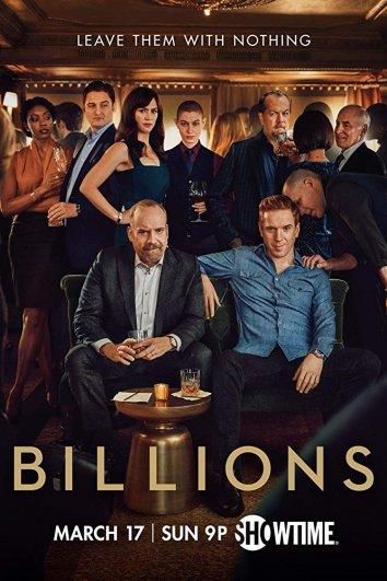 Смотреть Миллиарды онлайн в HD качестве