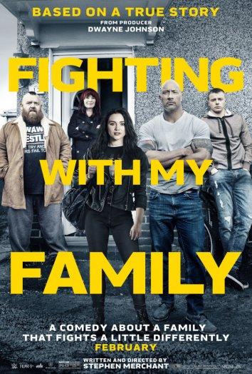 Смотреть Борьба с моей семьей онлайн в HD качестве 720p