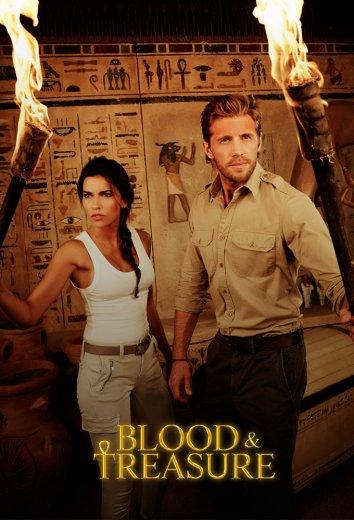 Смотреть Кровь и сокровища онлайн в HD качестве 720p