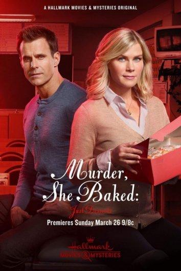 Смотреть Она испекла убийство: Просто десерты онлайн в HD качестве 720p
