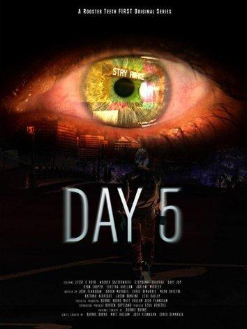 Смотреть Пятый день онлайн в HD качестве 720p