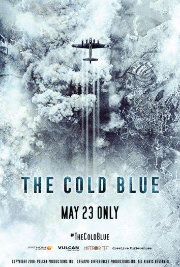 Холодная синева