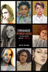 Смотреть Оранжевый — хит сезона / Оранжевый — новый черный онлайн в HD качестве