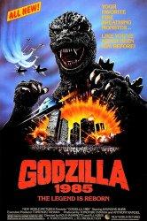 Смотреть Годзилла 85: Возвращение Годзиллы онлайн в HD качестве