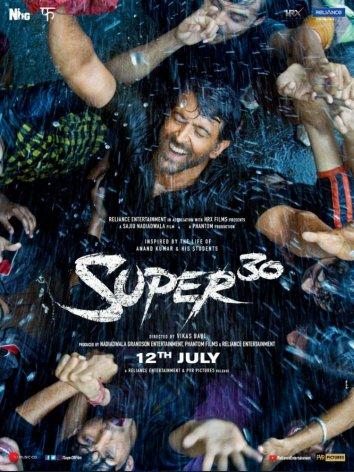 Смотреть Супер 30 онлайн в HD качестве 720p