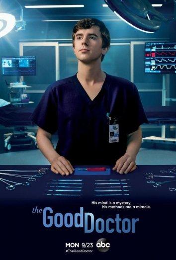 Смотреть Хороший доктор онлайн в HD качестве 720p