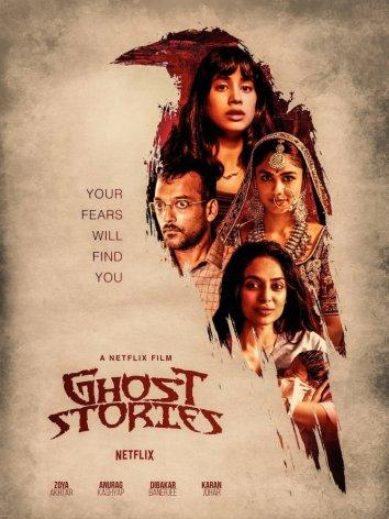 Смотреть Истории о призраках онлайн в HD качестве 720p