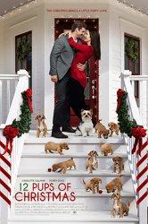 Смотреть 12 щенят Рождества онлайн в HD качестве 720p