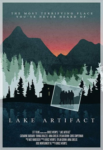 Смотреть Артефакт озера онлайн в HD качестве 720p