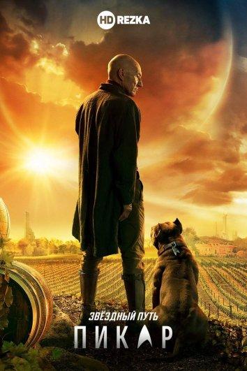 Смотреть Звёздный путь: Пикар онлайн в HD качестве 720p