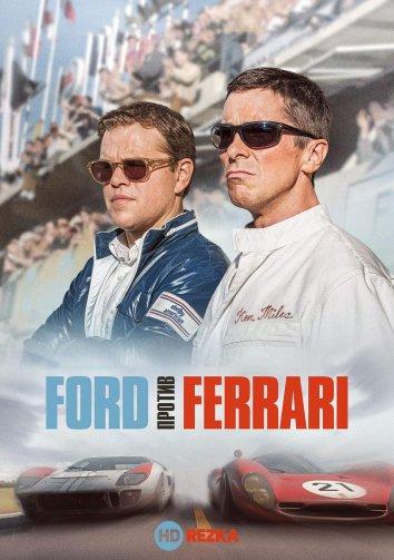 Смотреть Ford против Ferrari онлайн в HD качестве 720p