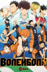 Смотреть Волейбол!! [ТВ-1] онлайн в HD качестве
