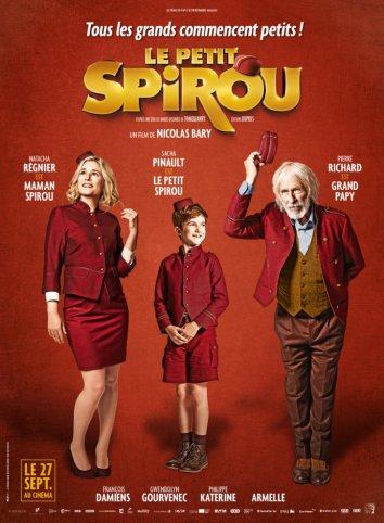 Смотреть Малыш Спиру онлайн в HD качестве 720p
