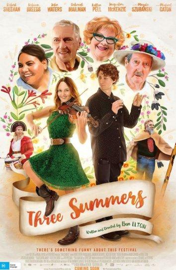 Смотреть Три лета онлайн в HD качестве 720p