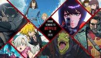 Смотреть аниме 2020 года онлайн в HD качестве